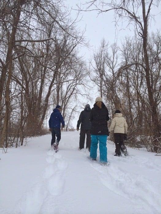 Snowshoe Trek3