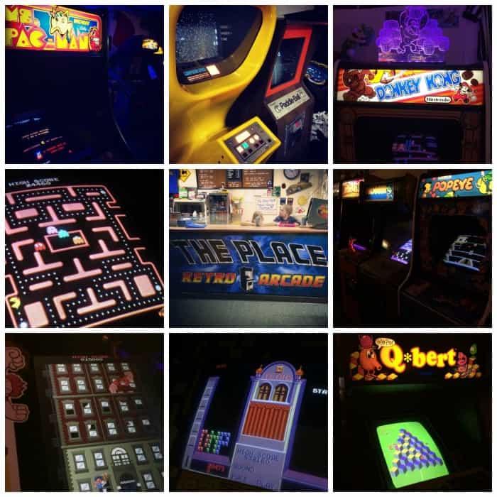 The Place Retro Arcade Cover Image
