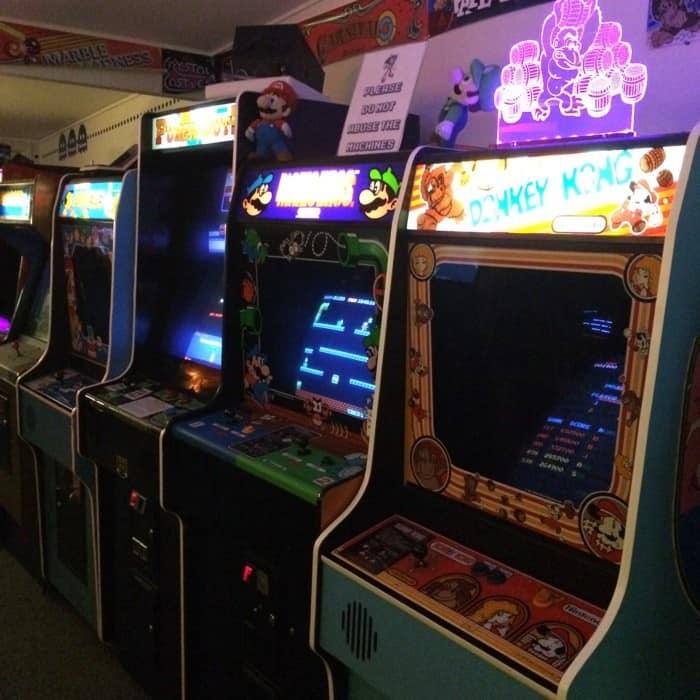 The Place Retro Arcade