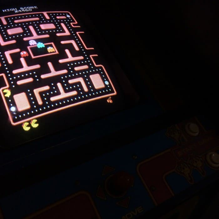 The Place Retro Arcade Pac man