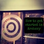 How to get started in Archery Cover