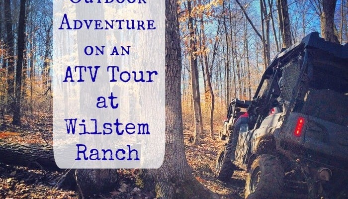 Outdoor Adventure on an ATV Tour at Wilstem Ranch