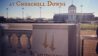 Historic Walking Tour at Churchill Downs