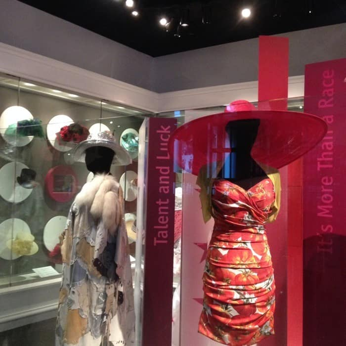 Fashion on display at Kentucky Derby museum