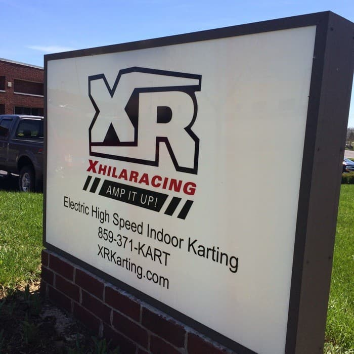 XhilaRacing Electric Indoor Karting