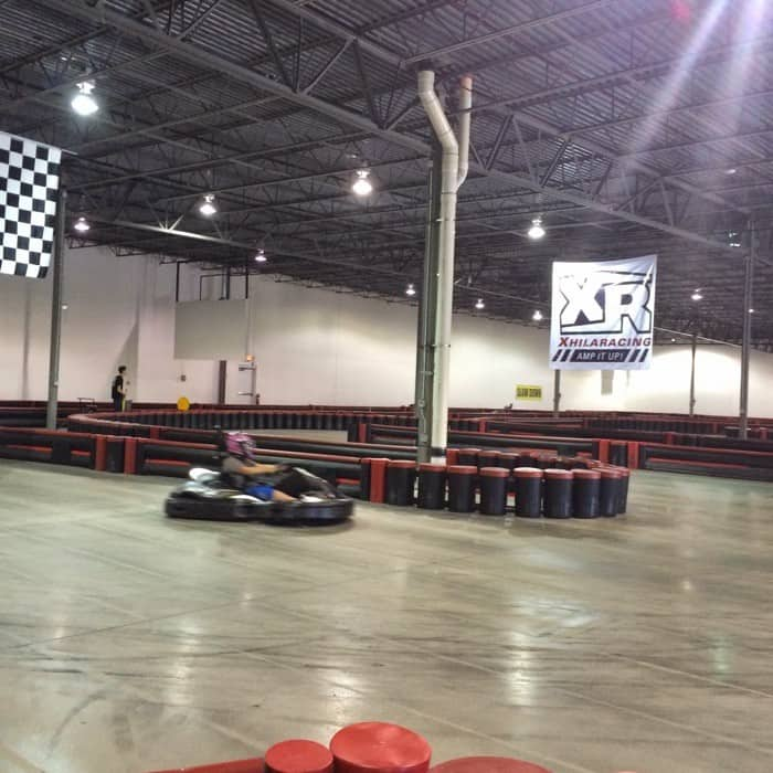 XhilaRacing Electric Indoor Karting10