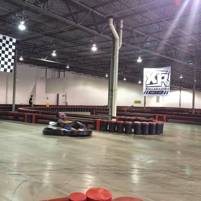 XhilaRacing Electric Indoor Karting10