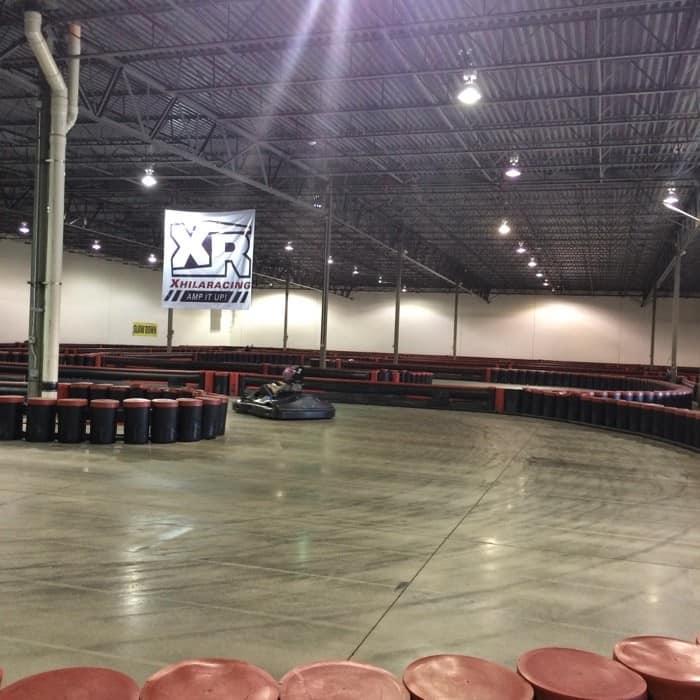 XhilaRacing Electric Indoor Karting11