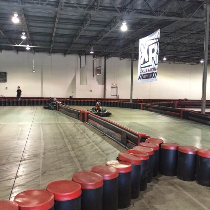 XhilaRacing Electric Indoor Karting18
