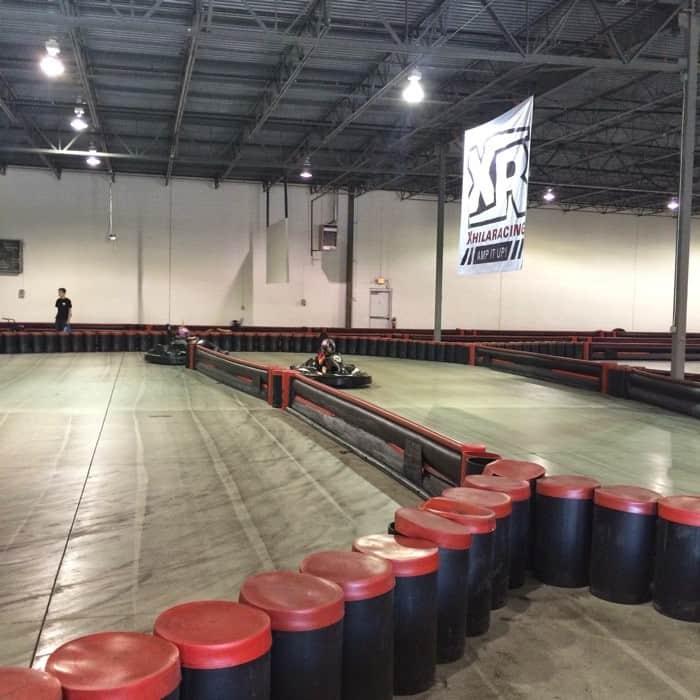 XhilaRacing Electric Indoor Karting18