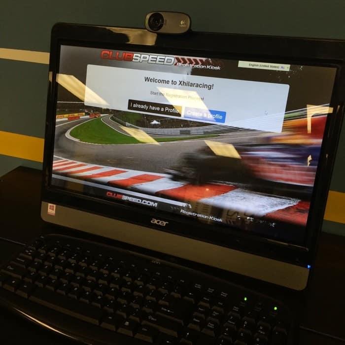 XhilaRacing Electric Indoor Karting28