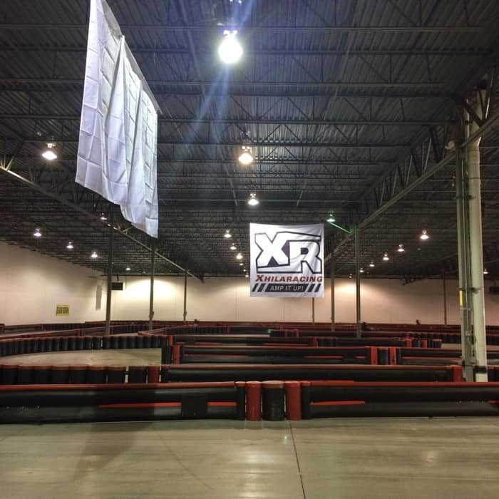 XhilaRacing Electric Indoor Karting3