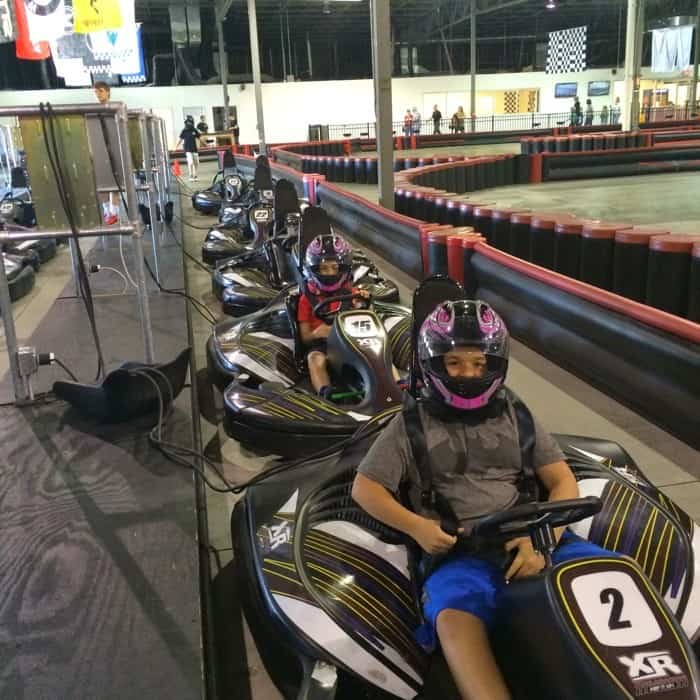 XhilaRacing Electric Indoor Karting7