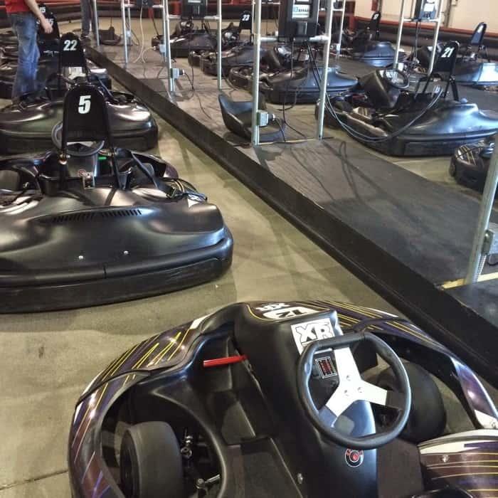 XhilaRacing Electric Indoor Karting8