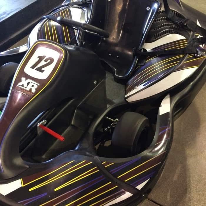 XhilaRacing Electric Indoor Karting9