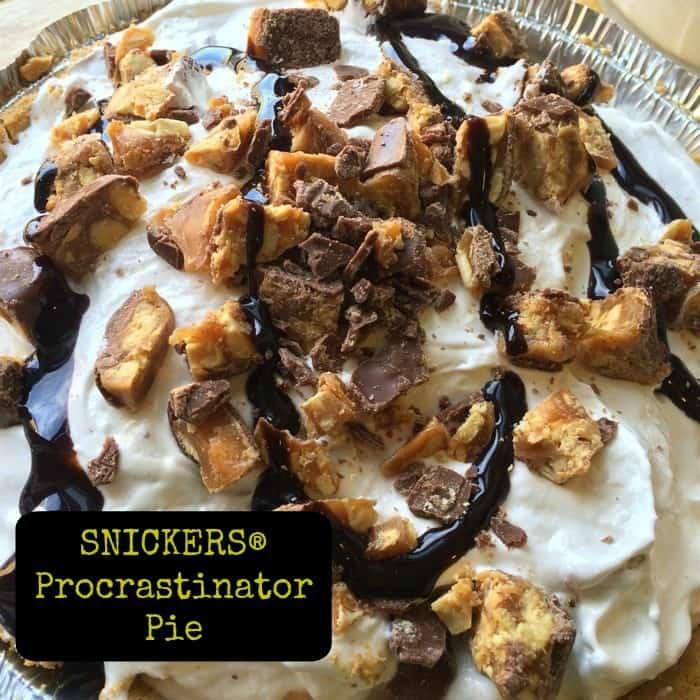 snickers-procrastinators pie cover 2