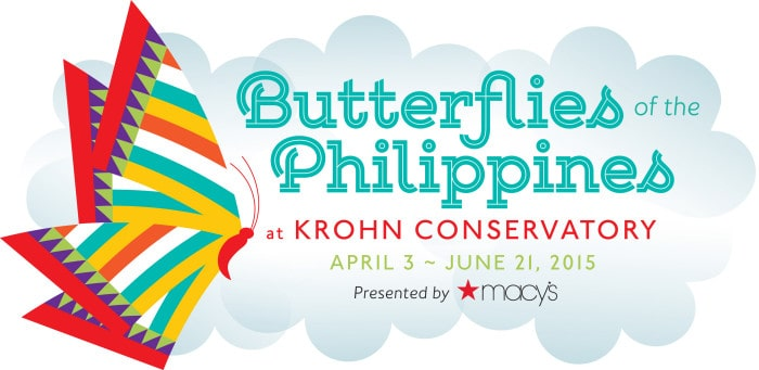 Butterflies of the Philippines at Krohn Conservatory
