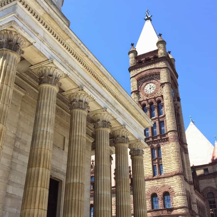 Cincinnati architecture