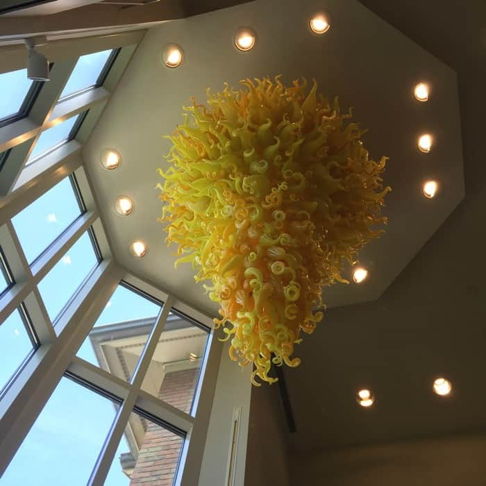 Columbus Indiana Dale Chihuly