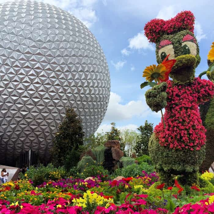 Epcot International Flower and Garden Festival27