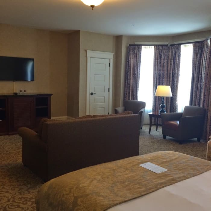 French Lick Resort Room