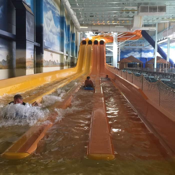 Kalahari Indoor Waterpark11