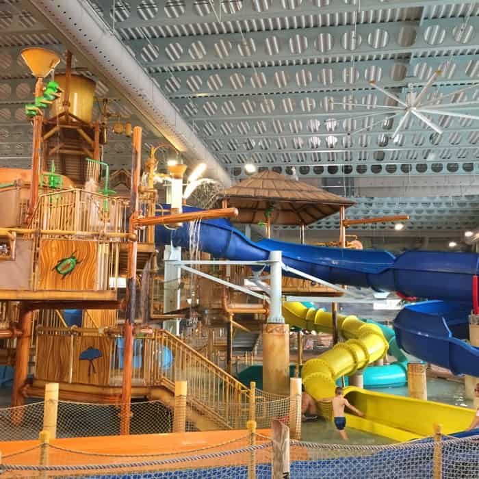 Kalahari Indoor Waterpark13