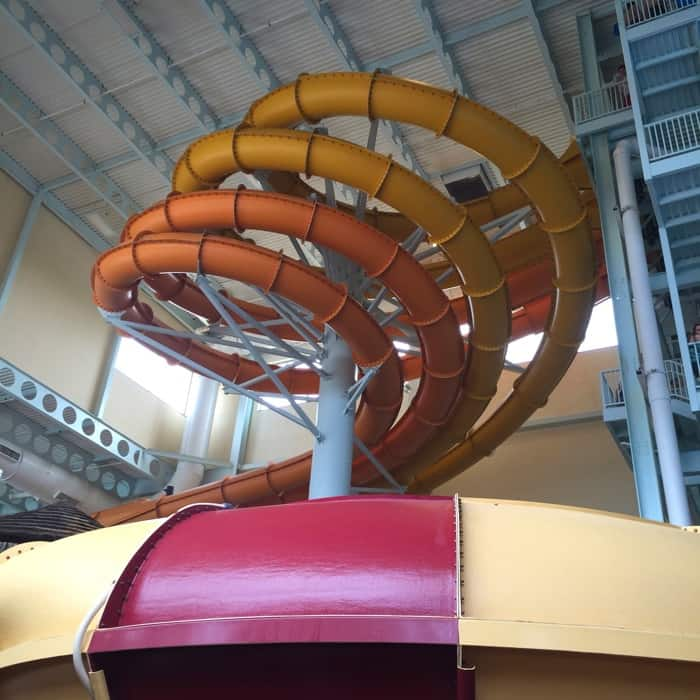 Kalahari Indoor Waterpark2