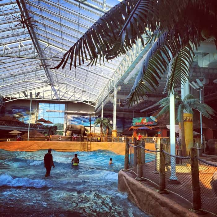 Kalahari Indoor Waterpark8