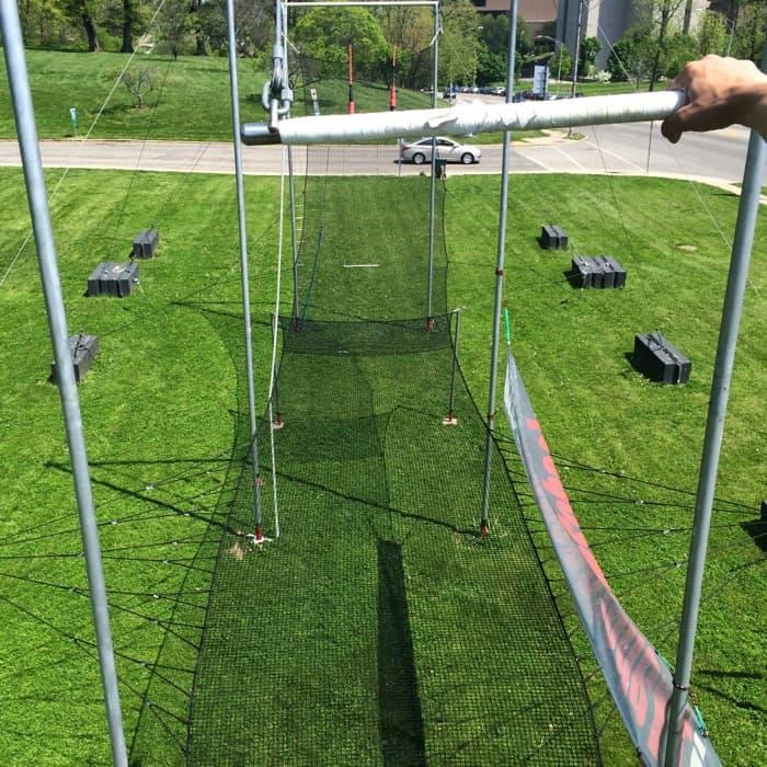 Trapeze with Cincinnati Circus Company1