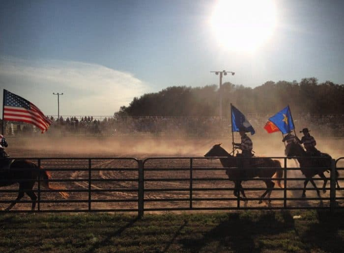 Rodeo at Double JJ Ranch