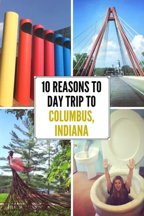 10 Reasons to Day Trip to Columbus, Indiana