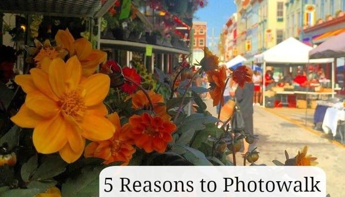 5 Reasons to Photowalk and Shop at Findlay Market