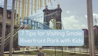 7 Tips for Visiting Smale Riverfront Park with Kids