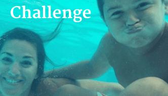 Get Your Hair Wet Challenge #GetYourHairWet
