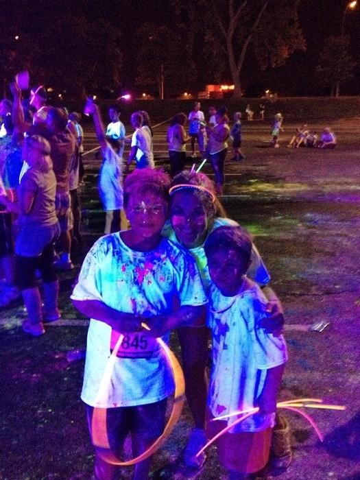 Glow Run tips 7
