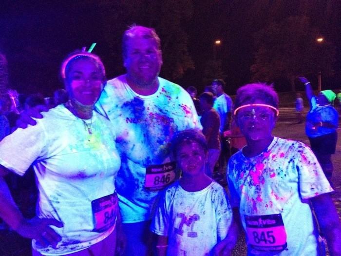 Glow run tips 5
