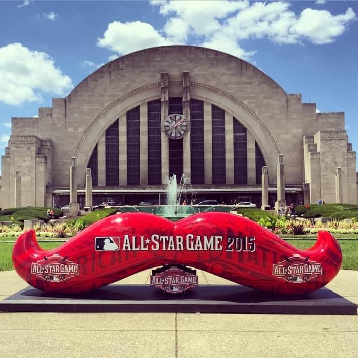 Mustache Union Terminal Cincinnati Museum Center