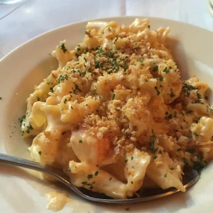 Lobster Mac n' Cheese at Prime 47