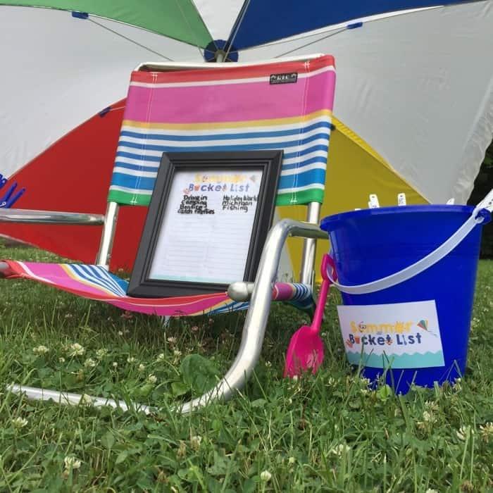 Summer Bucket List 10