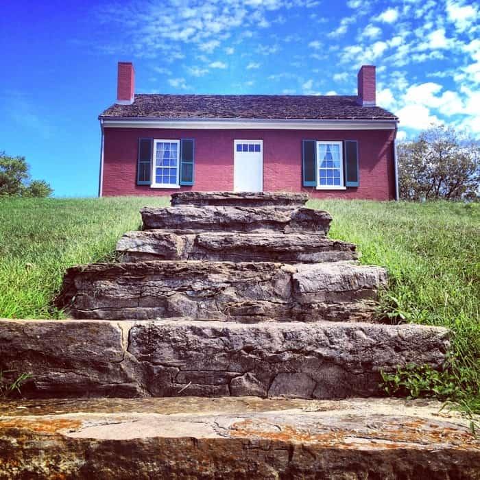 The John Rankin House