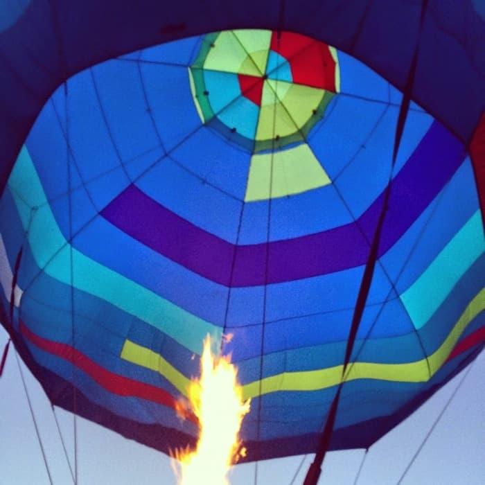 Balloon Glow at Coney Island 13