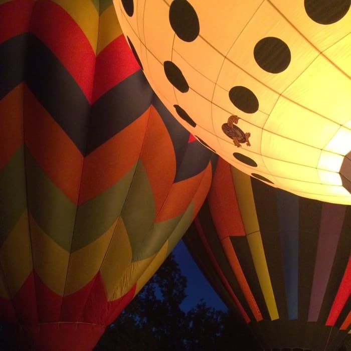 Balloon Glow at Coney Island 14