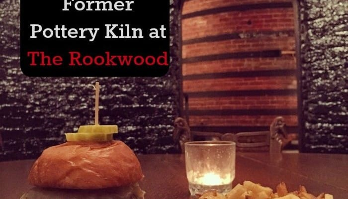 Dine Inside a Former Pottery Kiln at The Rookwood