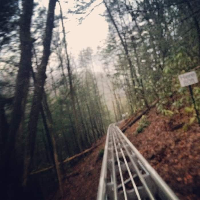 Gatlinburg Mountain Coaster  30