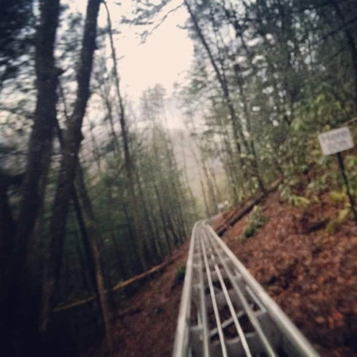 Gatlinburg Mountain Coaster  30