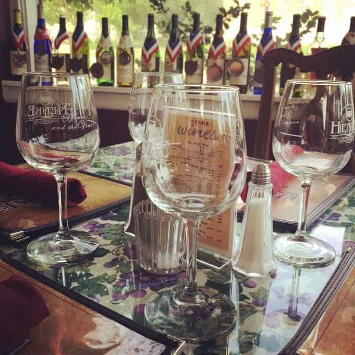 Henke Winery 2