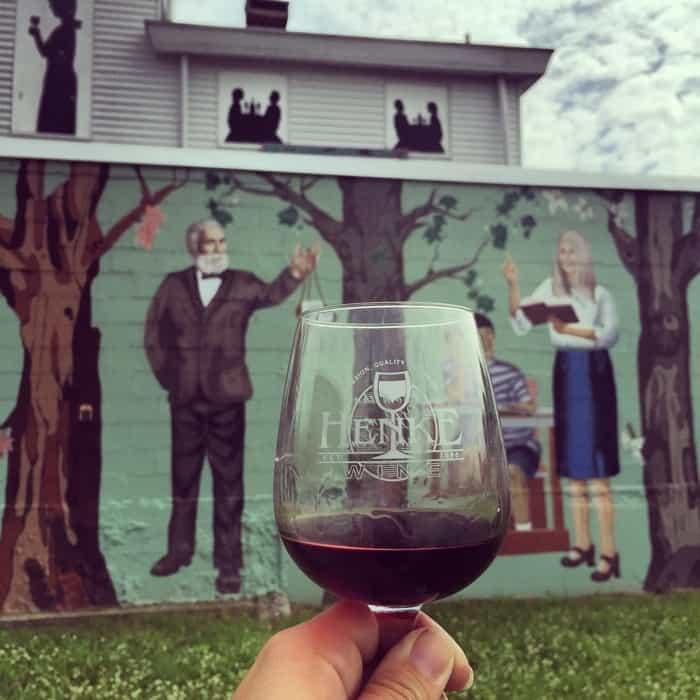 Henke Winery 3