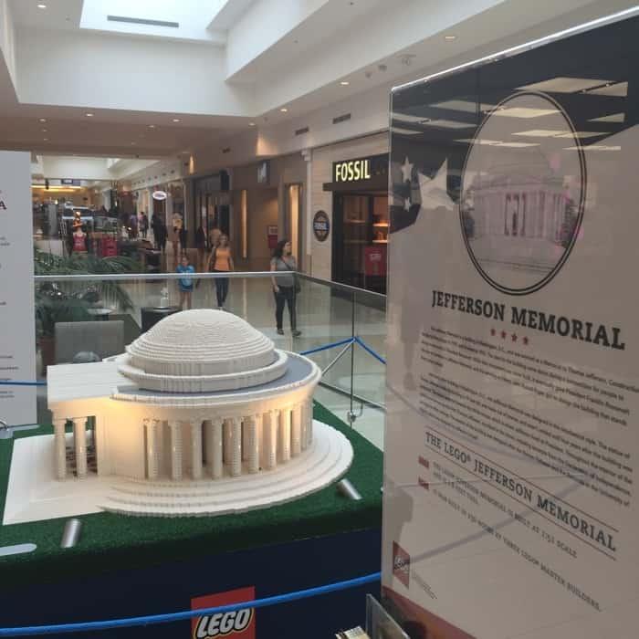 LEGO® Jefferson Memorial