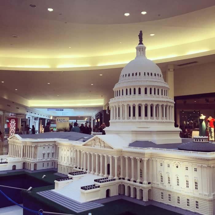 LEGO® Capital Building